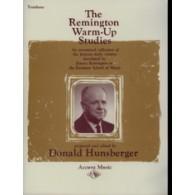 REMINGTON (THE) WARM-UP STUDIES TROMBONE