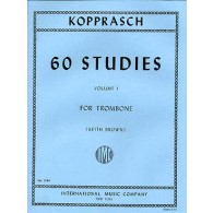 KOPPRASCH 60 SELECTED STUDIES VOL 1 COR