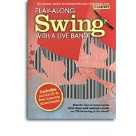 PLAY-ALONG SWING WITH A LIVE BAND CLARINETTE
