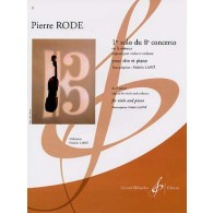 RODE P. 1ER SOLO DU 8ME CONCERTO ALTO