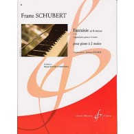 SCHUBERT F. FANTAISIE D 940 PIANO