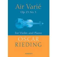 RIEDING O. AIR VARIE VIOLON