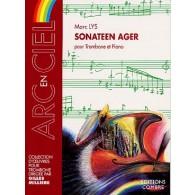 LYS M. SONATEEN AGER TROMBONE
