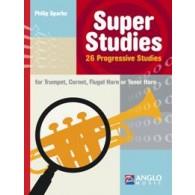 SPARKE P. SUPER STUDIES TROMPETTE/CORNET