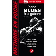 PASSAMONTI F. PLANS BLUES A LA GUITARE