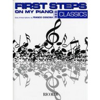 CONCINA F. FIRST STEP ON MY PIANO CLASSICS