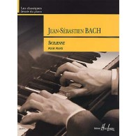 BACH J.S. SICILIENNE PIANO