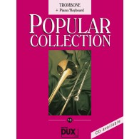 POPULAR COLLECTION VOL 10 TROMBONE