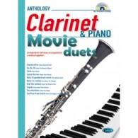 CAPPELLARI A. MOVIE DUETS CLARINETTE