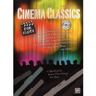 CINEMA CLASSICS FOR FLUTE