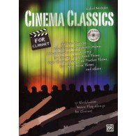 CINEMA CLASSICS FOR CLARINET