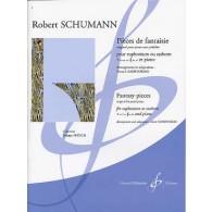 SCHUMANN R. PIECES DE FANTAISIE EUPHONIUM