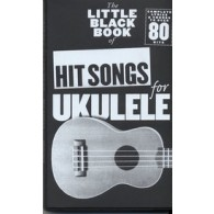 LITTLE BLACK BOOK UKULELE HIT SONGS