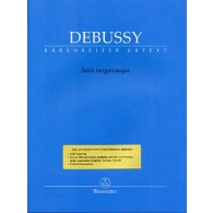 DEBUSSY C. SUITE BERGAMASQUE PIANO