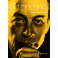 RACHMANINOV S. CONCERTO N°1 OP 1 2 PIANOS