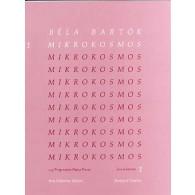 BARTOK B. MIKROKOSMOS VOL 1 PIANO