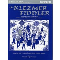 HUWS JONES E. THE KLEZMER FIDDLER VIOLON
