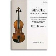 SEVCIK OPUS 6 PART 4 VIOLON