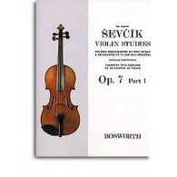 SEVCIK OPUS 7 PART 1 VIOLON