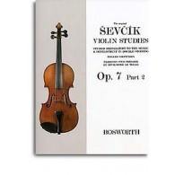 SEVCIK OPUS 7 PART 2 VIOLON