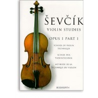 SEVCIK OPUS 1 PART 1 VIOLON