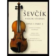 SEVCIK OPUS 1 PART 3 VIOLON