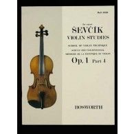 SEVCIK OPUS 1 PART 4 VIOLON