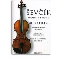 SEVCIK OPUS 2 PART 4 VIOLON