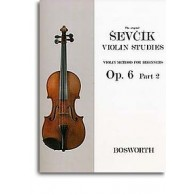 SEVCIK OPUS 6 PART 2 VIOLON