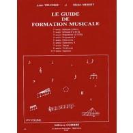 TRUCHOT A./MERIOT M. LE GUIDE DE FORMATION MUSICALE VOL 9