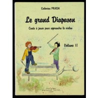 PRADA C. GRAND DIAPASON VOL 2 VIOLON