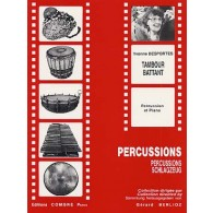 DESPORTES Y. TAMBOUR BATTANT PERCUSSION