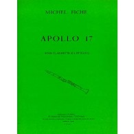 FICHE M. APOLLO 17 CLARINETTE