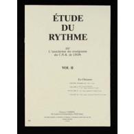 CNR DE LYON ETUDE DU RYTHME VOL 2