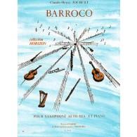 JOUBERT C.H. BARROCO SAXO ALTO