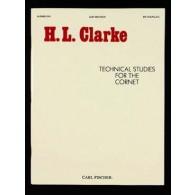 CLARKE H.L. TECHNICAL STUDIES TROMPETTE OU CORNET