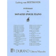BEETHOVEN L. SONATE N°14 OP 27 N°2 PIANO