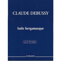 DEBUSSY C. SUITE BERGAMASQUE PIANO