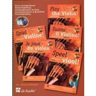 JE JOUE DU VIOLON VOL 2 PARTIE PIANO