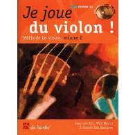 JE JOUE DU VIOLON VOL 2