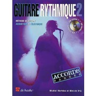 MERKIES M. GUITARE RYTHMIQUE VOL 2