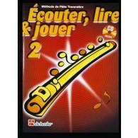 ECOUTER LIRE JOUER VOL 2 FLUTE