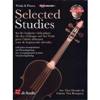 DEZAIRE N. SELECTED STUDIES 1 ALTO