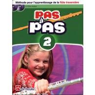 KASTELEIN J. PAS A PAS VOL 2 FLUTE