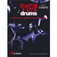 OOSTERHOUR A. REAL TIME DRUMS VOL 1