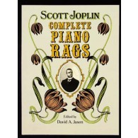 JOPLIN S. COMPLETE PIANO RAGS
