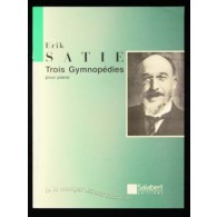 SATIE E. TROIS GYMNOPEDIES PIANO