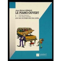 ARNAUD J.M. LE PIANO OUVERT