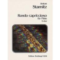 STAMITZ A. RONDO CAPRICCIOSO FLUTE