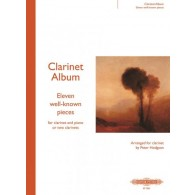 CLARINET ALBUM 11 PIECES